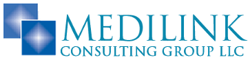 Logo, MEDILINK CONSULTING GROUP LLC - Medical Consulting Firm